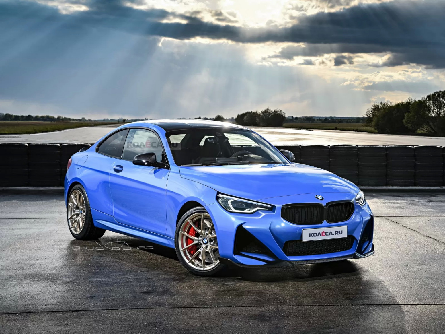 Research New 2022 BMW 2 Series