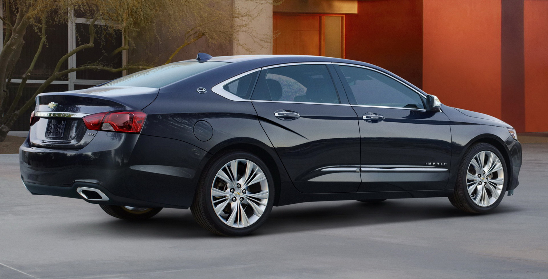 Price, Design and Review 2022 Chevrolet Impala Ss