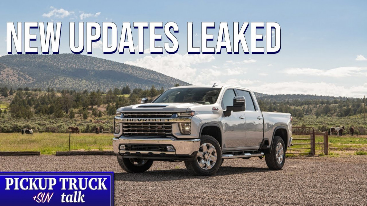 Redesign and Concept 2022 Chevy 2500Hd Duramax