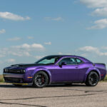 Performance and New Engine 2022 Dodge Challenger Red Eye