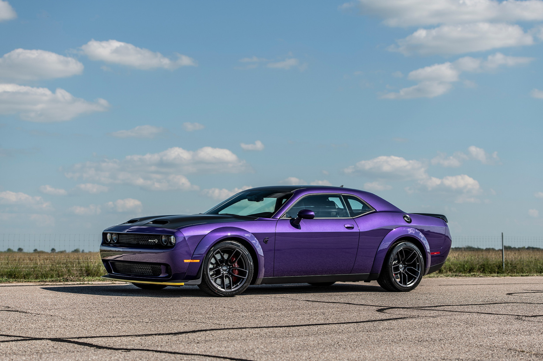 Concept 2022 Dodge Challenger Red Eye