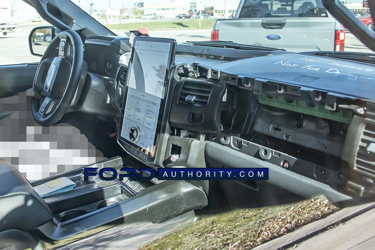 Exterior and Interior 2022 Ford Expedition