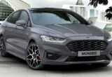 Ratings 2022 Ford Mondeo