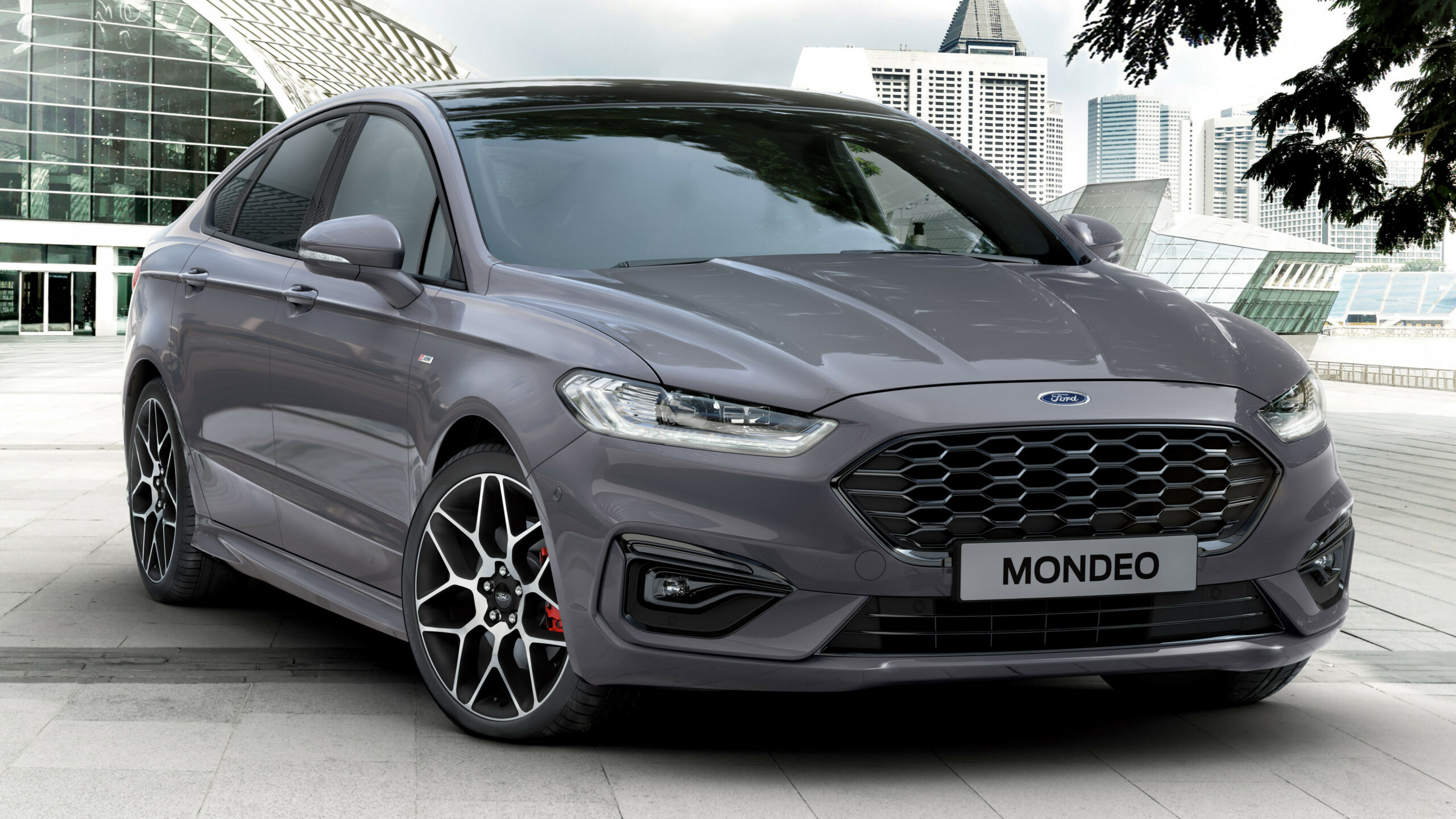 Review 2022 Ford Mondeo