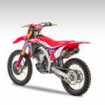 Spy Shoot 2022 Honda Dirt Bikes