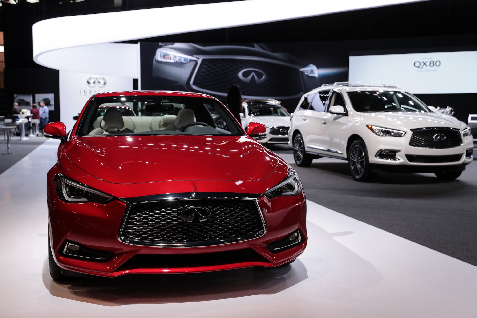 First Drive 2022 Infiniti Q60 Coupe