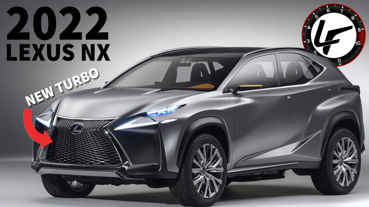 New Model and Performance 2022 Lexus RX 350