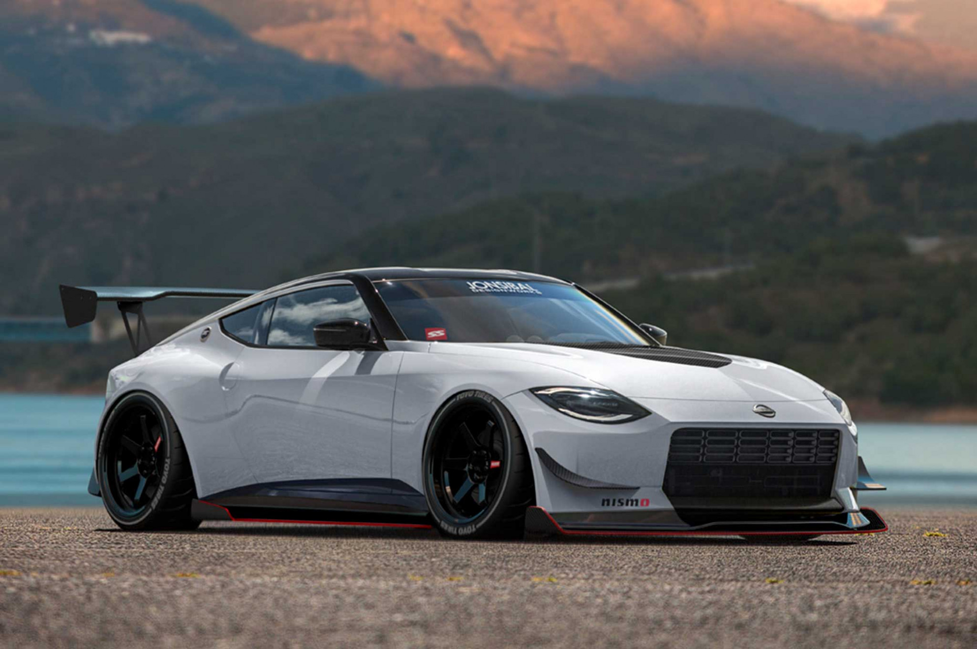 Exterior and Interior 2022 Nissan Z Nismo
