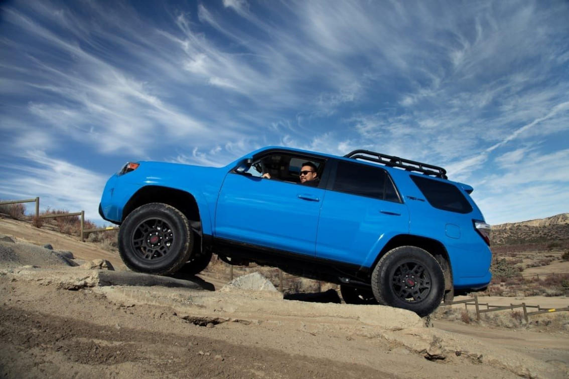 Price, Design and Review 2022 Toyota 4Runner