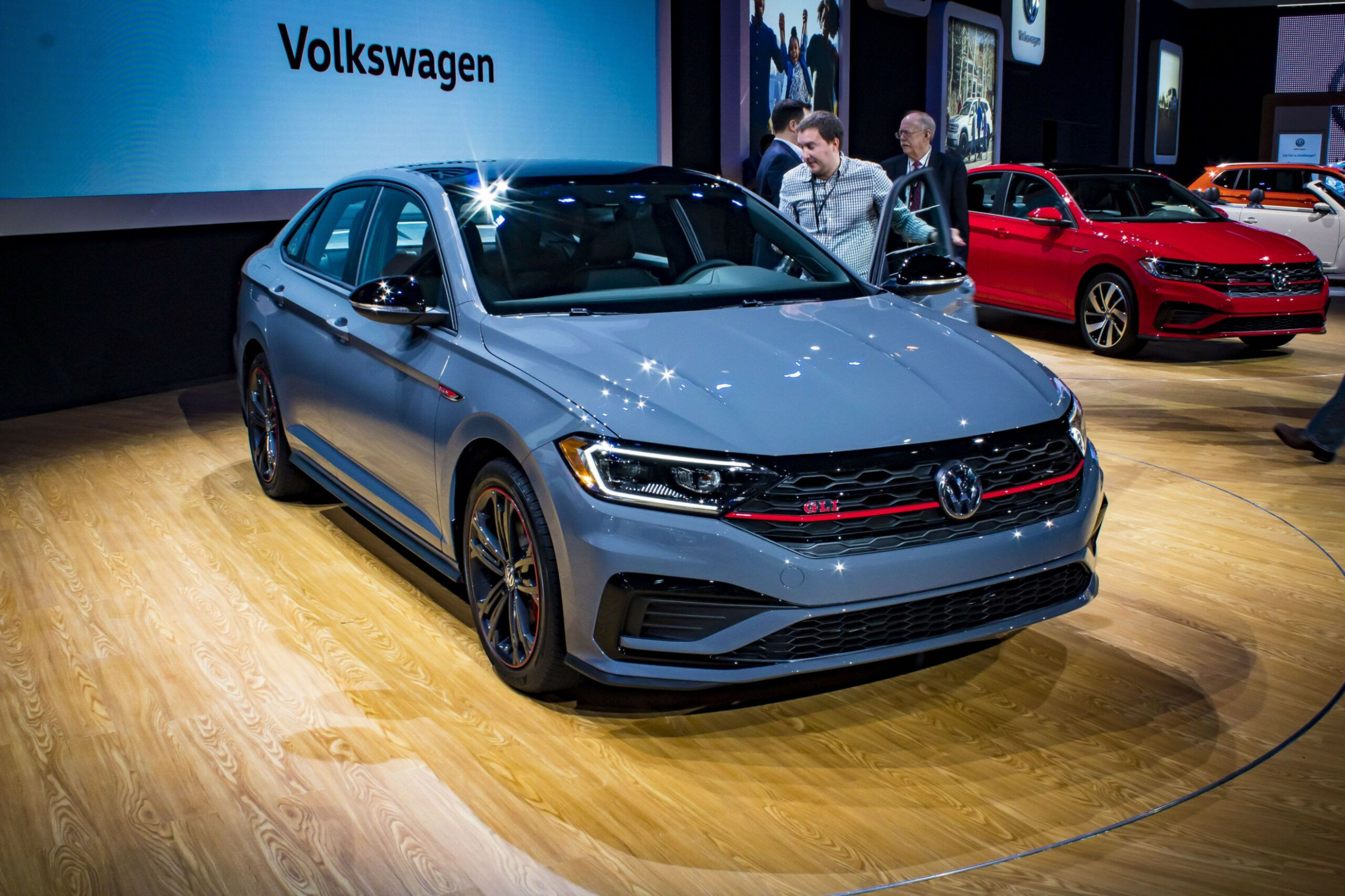 Spesification 2022 Volkswagen Jetta