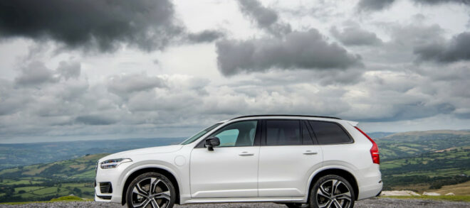 spy shoot 2022 volvo xc90 redesign - cars review : cars review