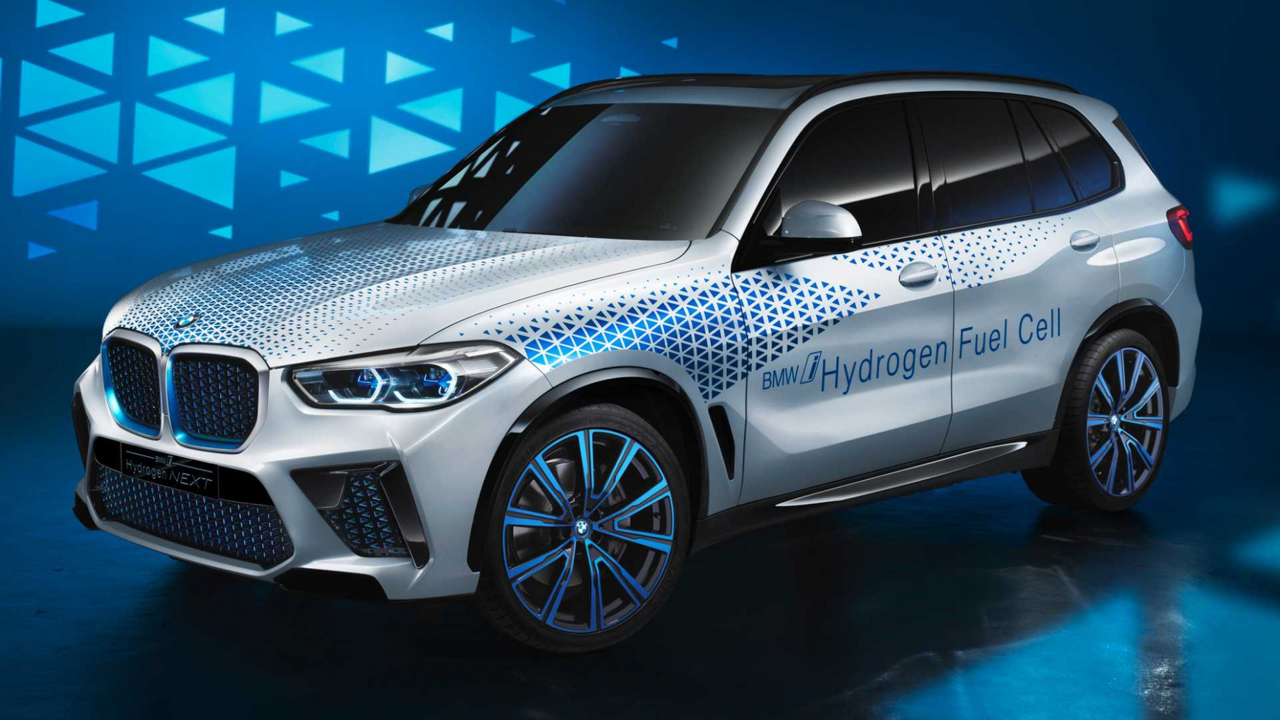 Photos BMW Electric Suv 2022