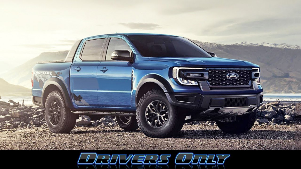 Exterior and Interior Ford F150 Raptor 2022
