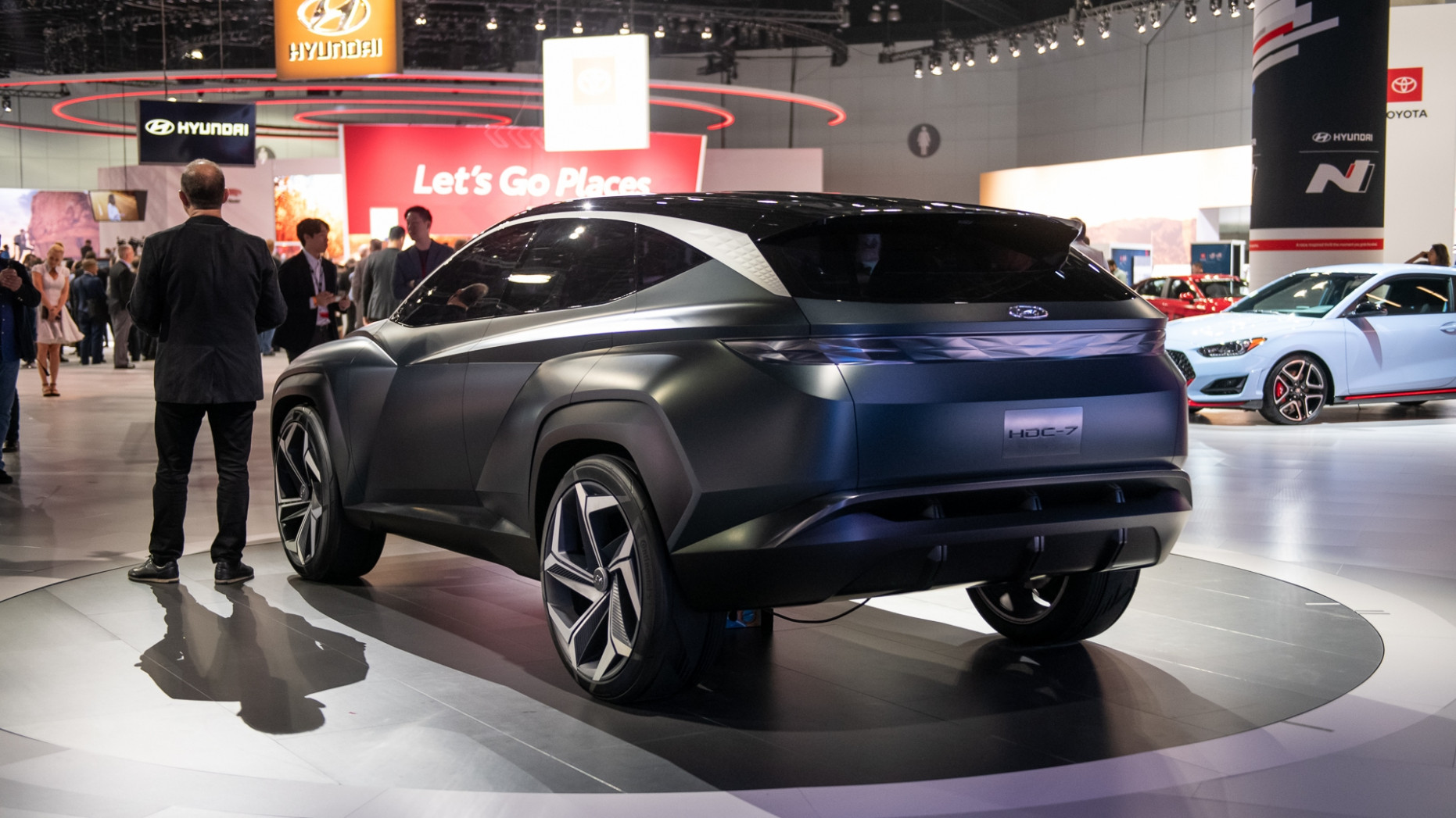 Overview Hyundai Vision 2022