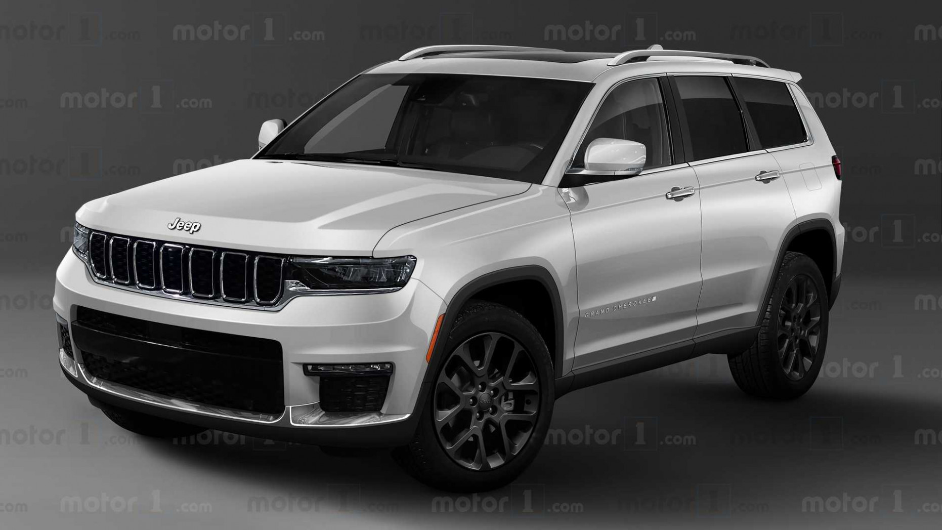 Pictures Jeep New Grand Cherokee 2022