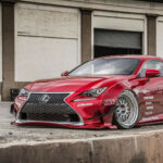 Spy Shoot Lexus Rc 2022