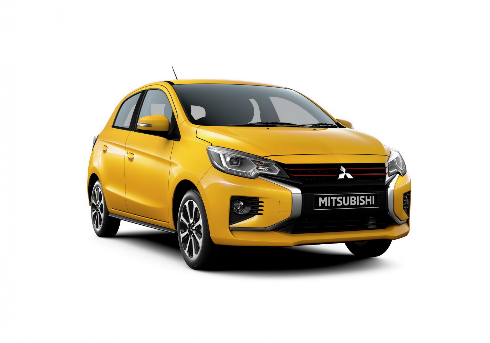 Release Mitsubishi Space Star Facelift 2022