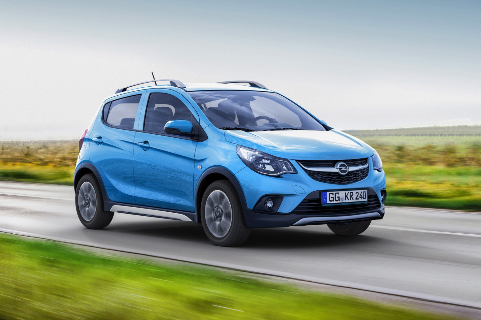History Nouvelle Opel Karl 2022