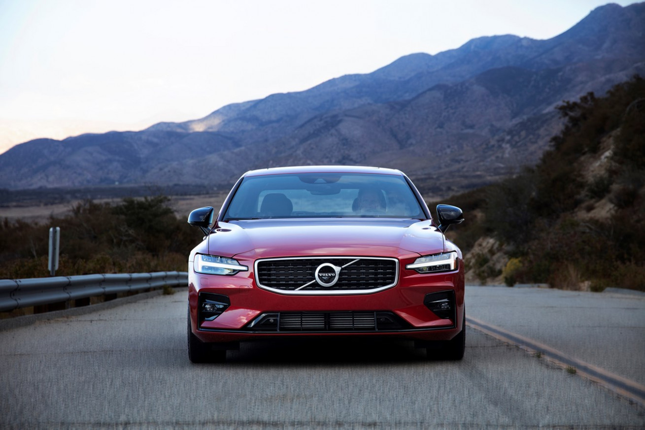 First Drive Volvo No Deaths By 2022