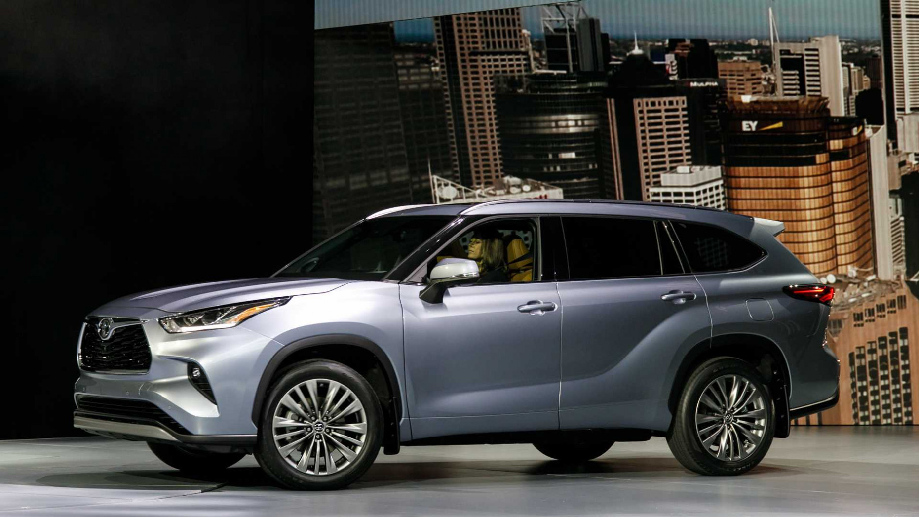 Spesification Will The 2022 Toyota Highlander Be Redesigned