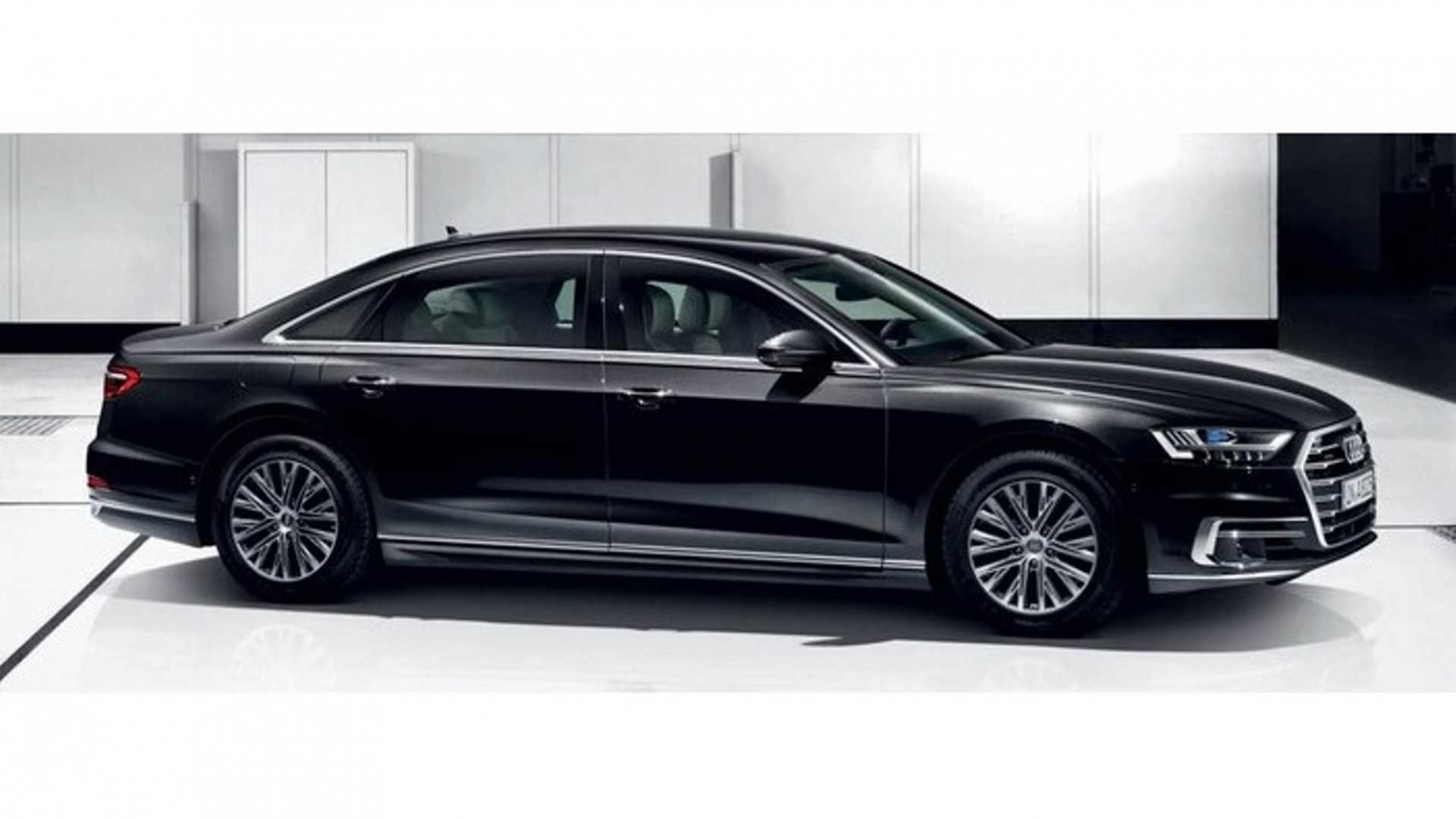 Overview 2022 Audi A8 L In Usa