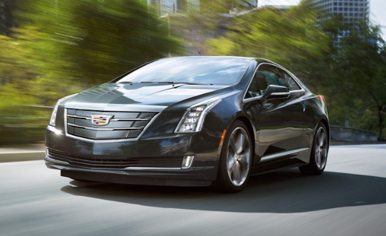 Release Date and Concept 2022 Cadillac ELR