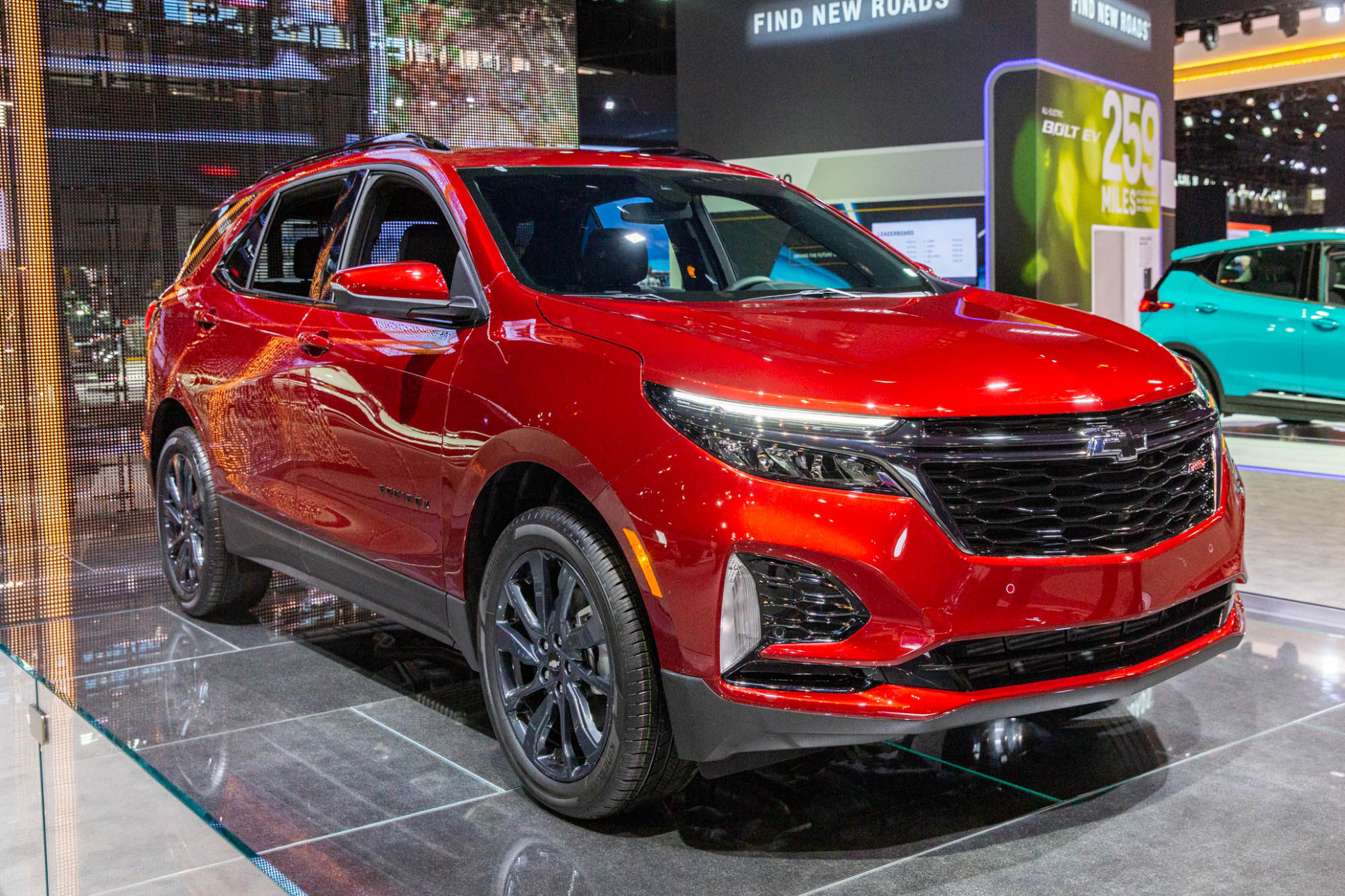 Ratings 2022 Chevy Traverse