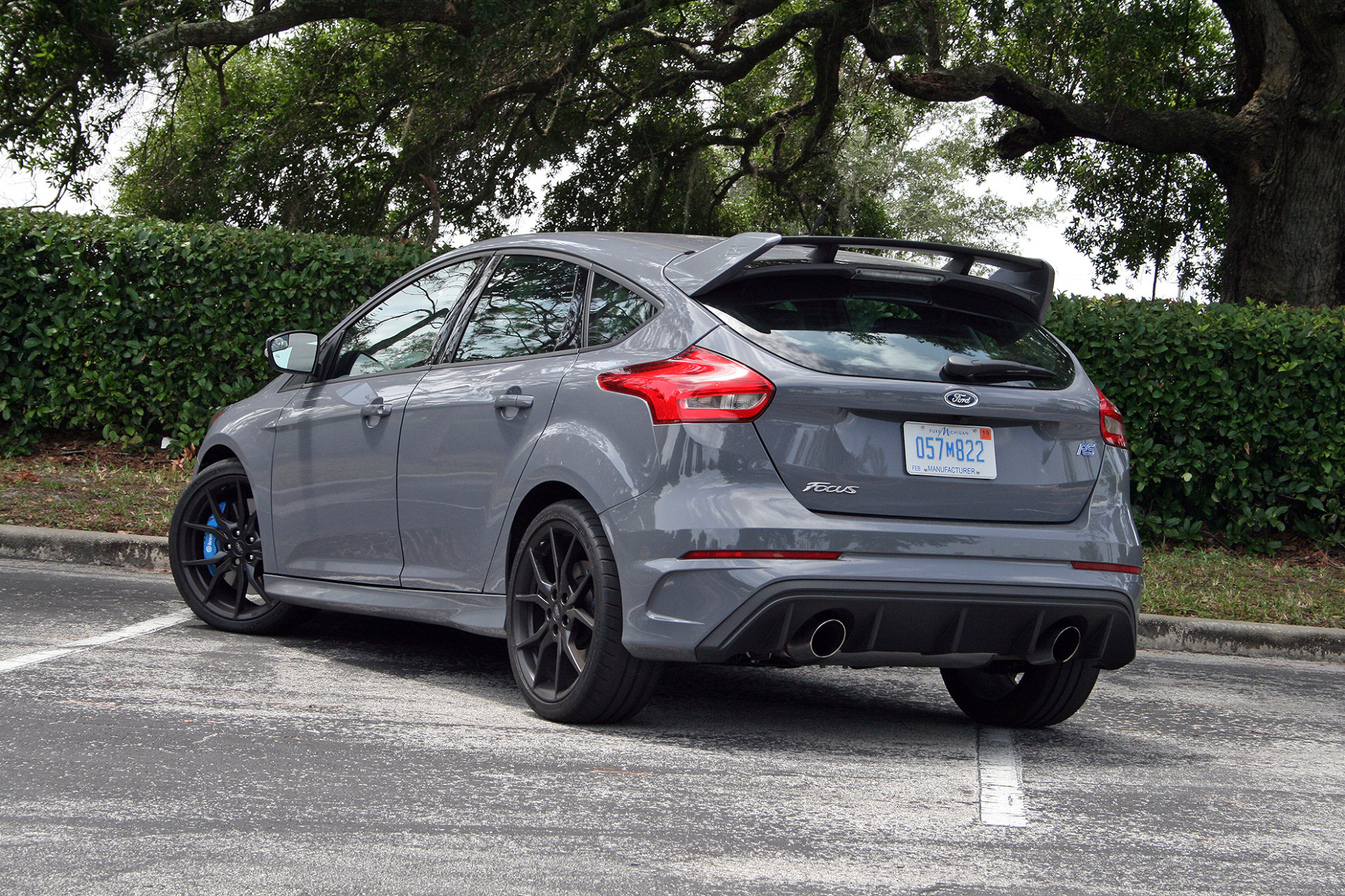 Redesign and Concept 2022 Ford Focus Rs St