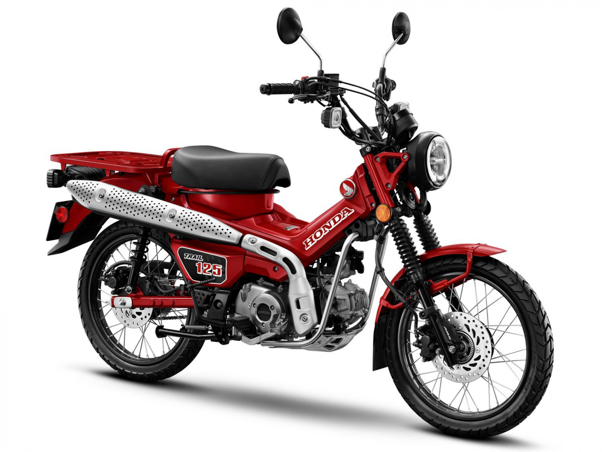 Photos 2022 Honda Dirt Bikes