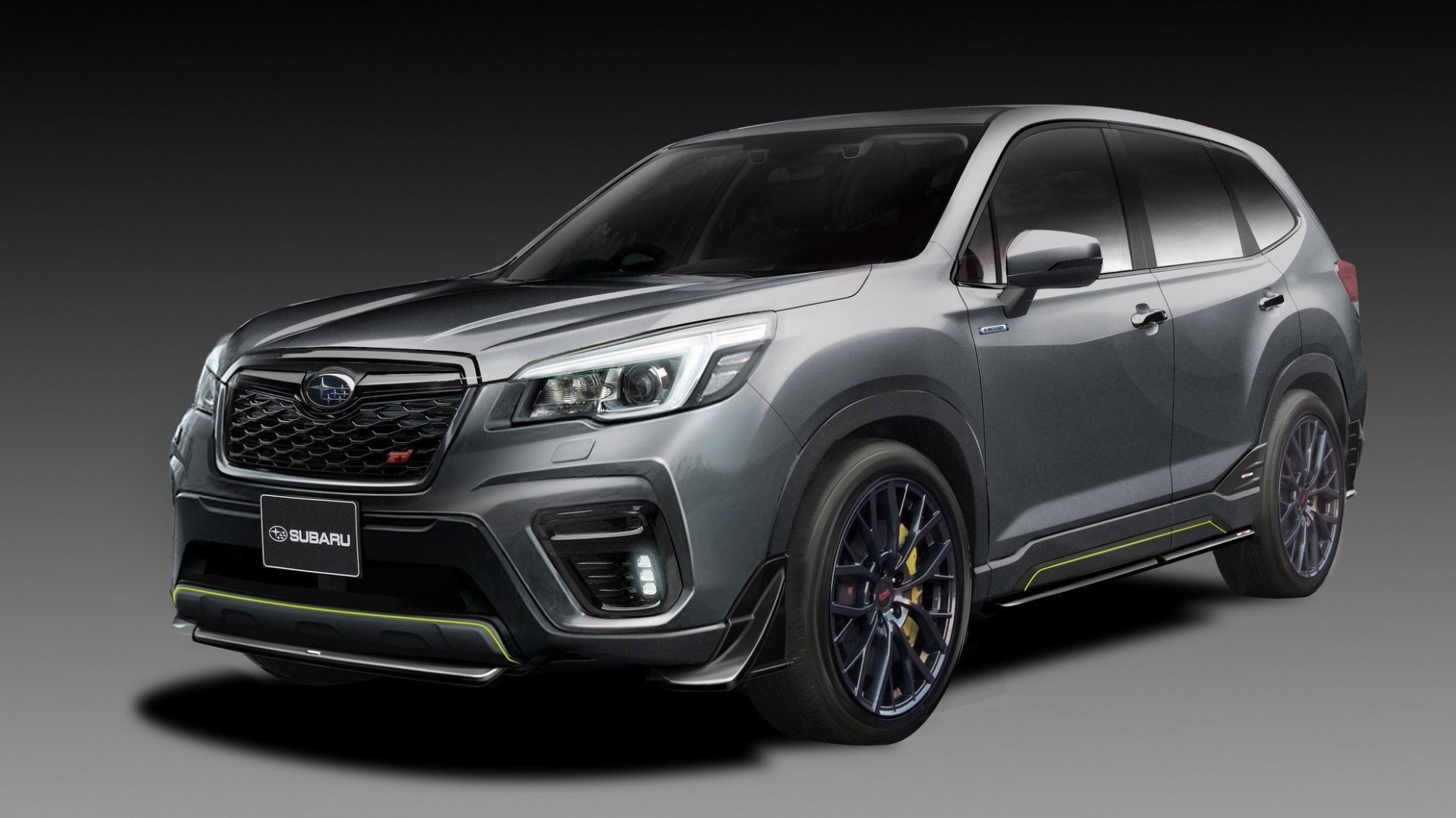 Release Date and Concept 2022 Subaru Liberty