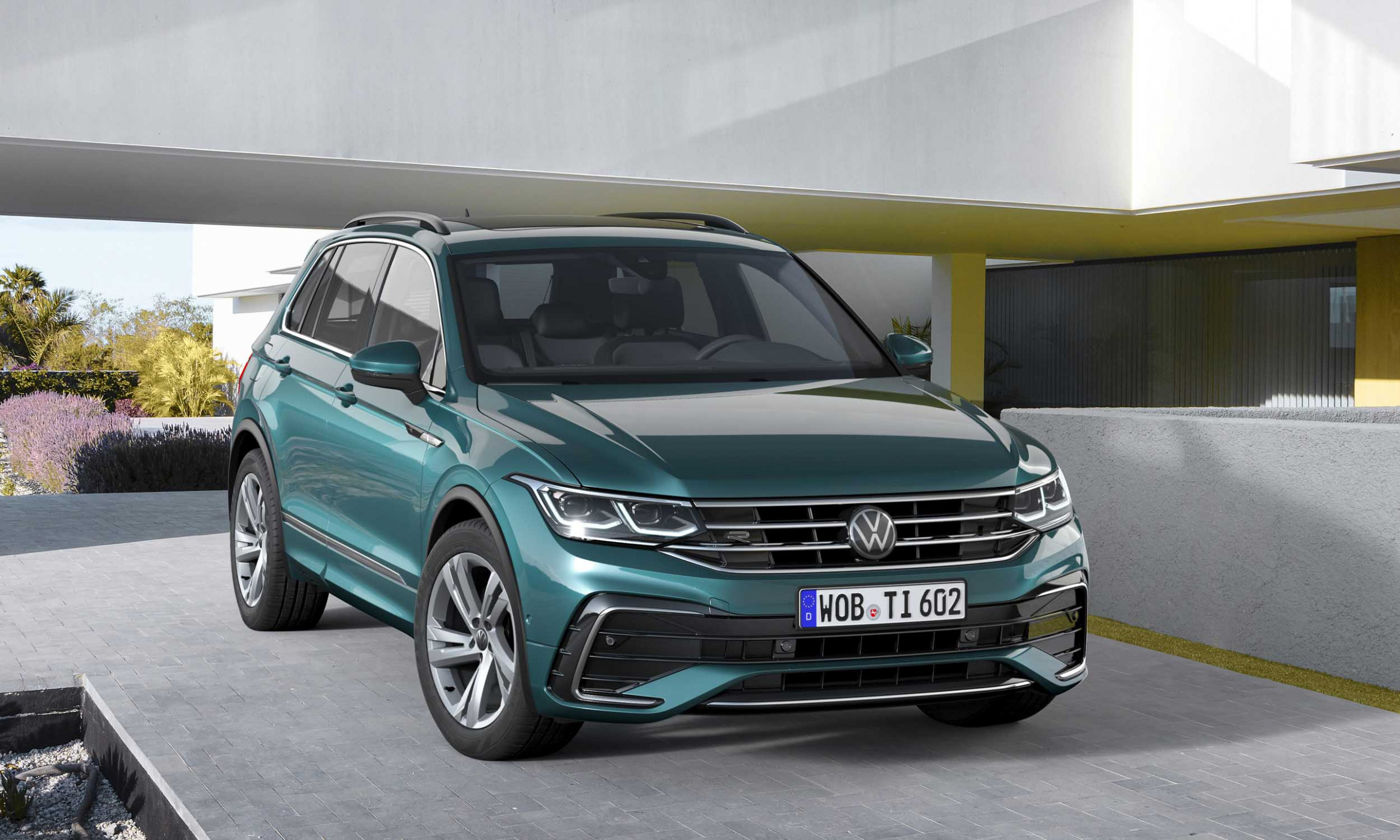 Wallpaper 2022 Volkswagen Cross