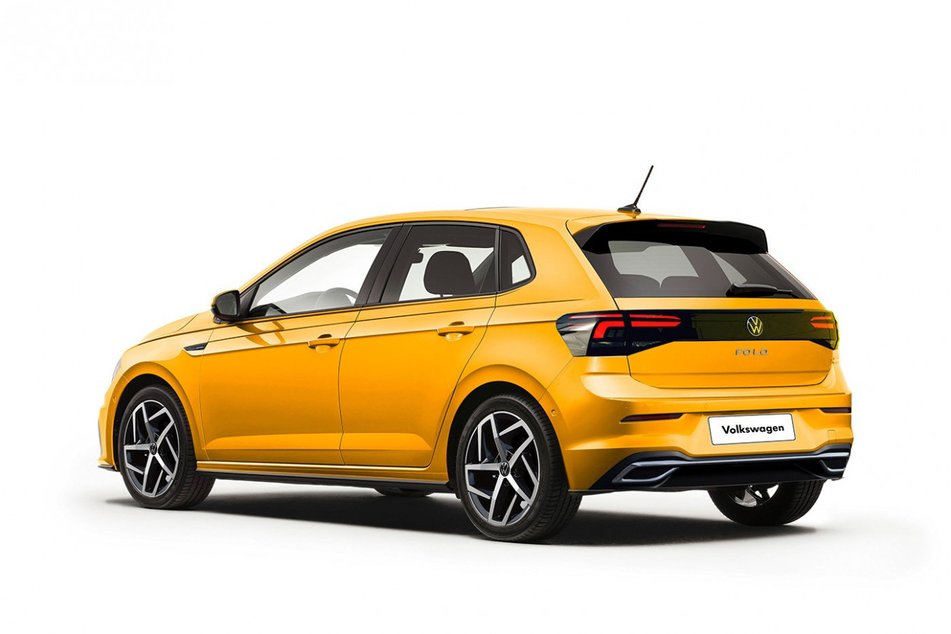 Exterior and Interior 2022 Volkswagen Polos
