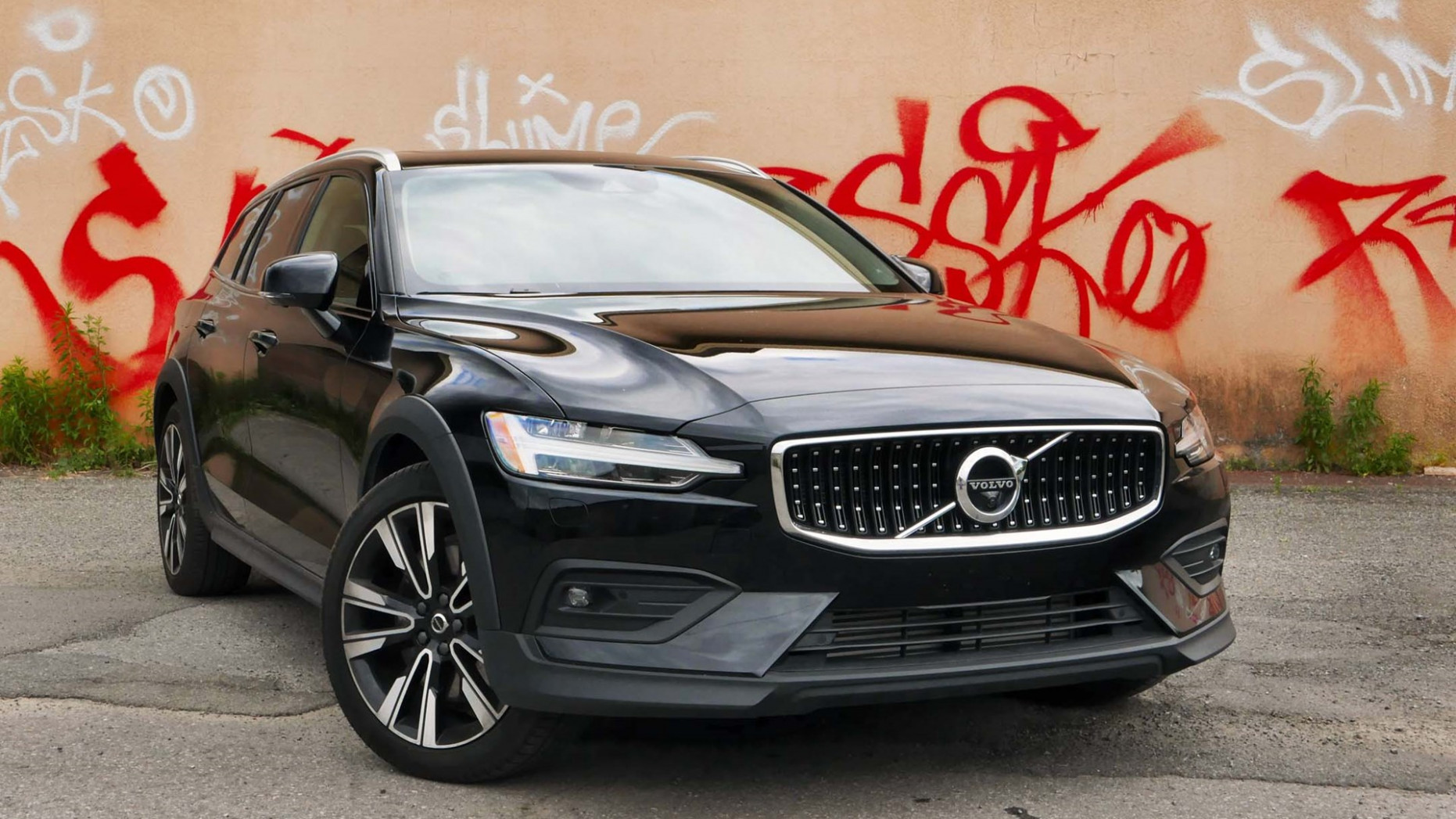 Overview 2022 Volvo V60 Cross Country
