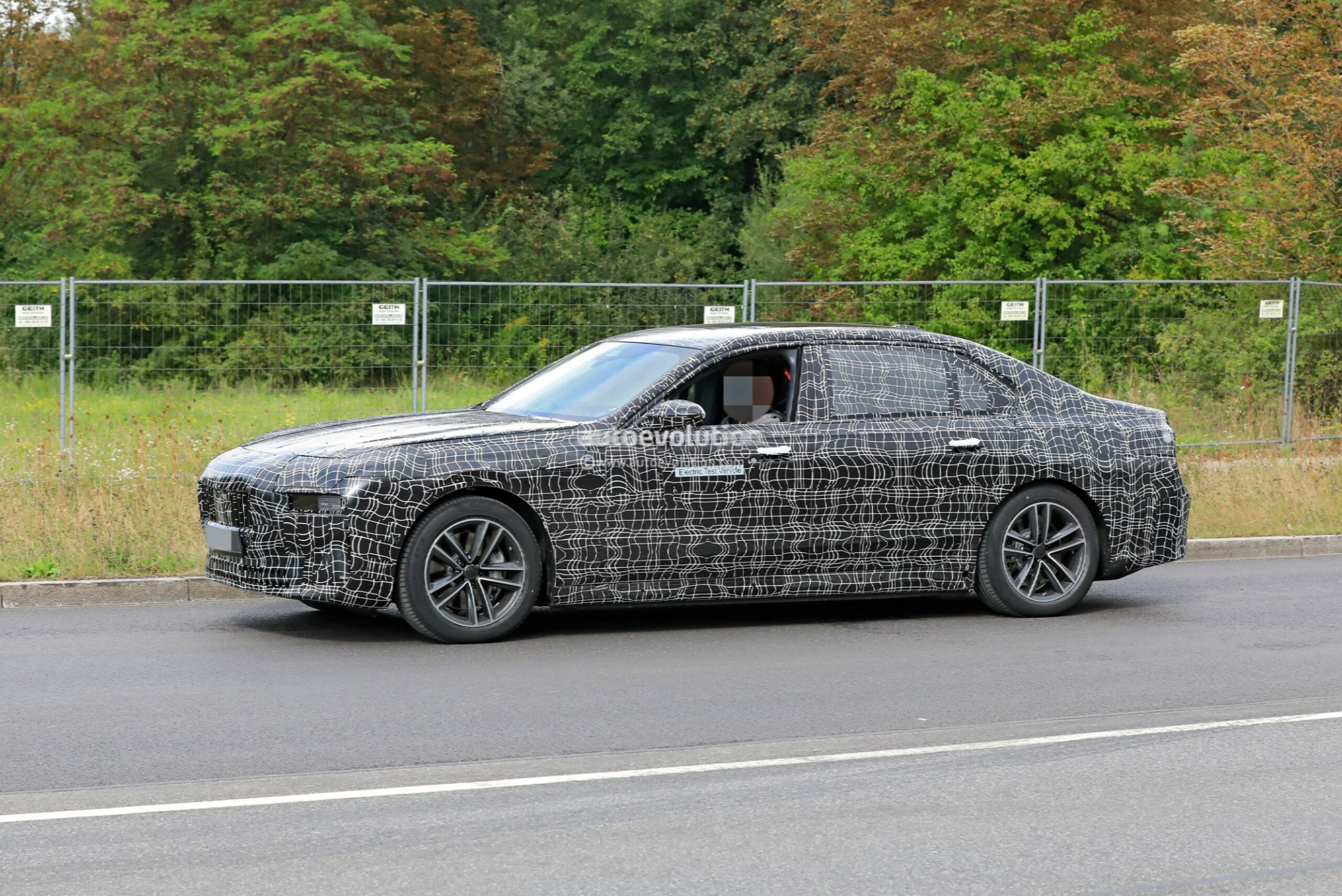 Pictures BMW New 7 Series 2022