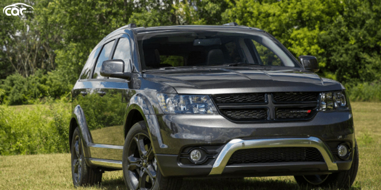 First Drive Dodge Journey 2022 Price