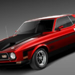 Style Ford Mach 1 2022