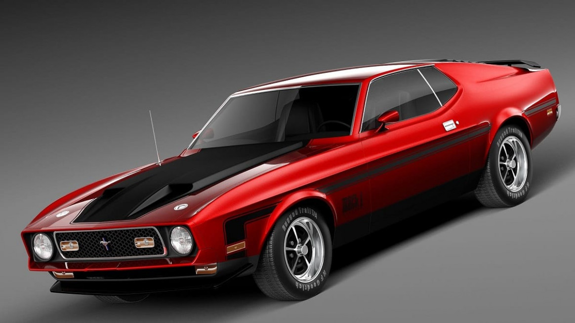 Redesign and Review Ford Mach 1 2022