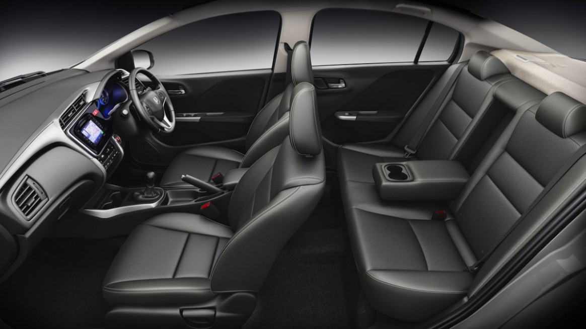 Redesign Honda City 2022 Interior