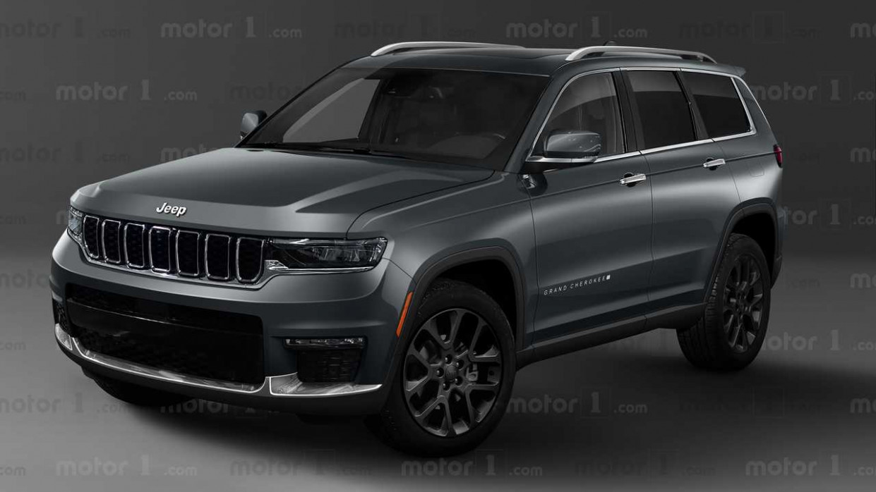 Concept Jeep Overland 2022