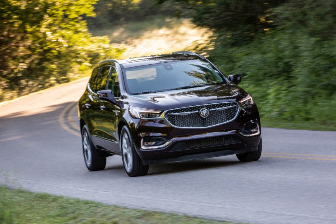 Photos New Buick Suv For 2022