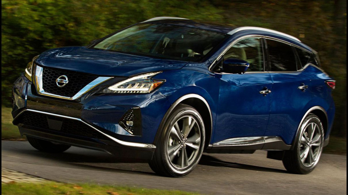 Release Date and Concept Nissan Murano 2022
