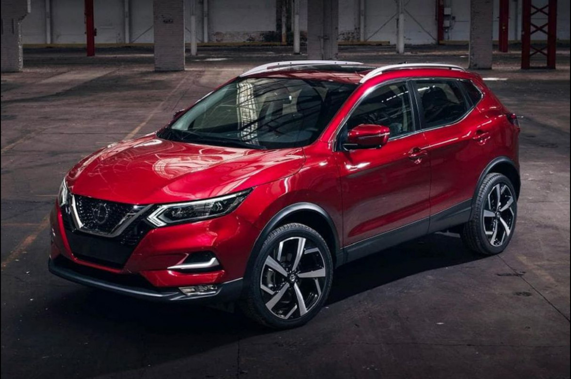 Spy Shoot Nissan Rogue Sport 2022 Release Date