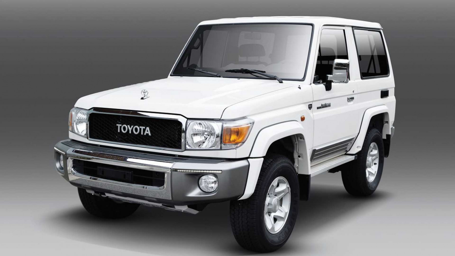 Overview Toyota New Land Cruiser 2022