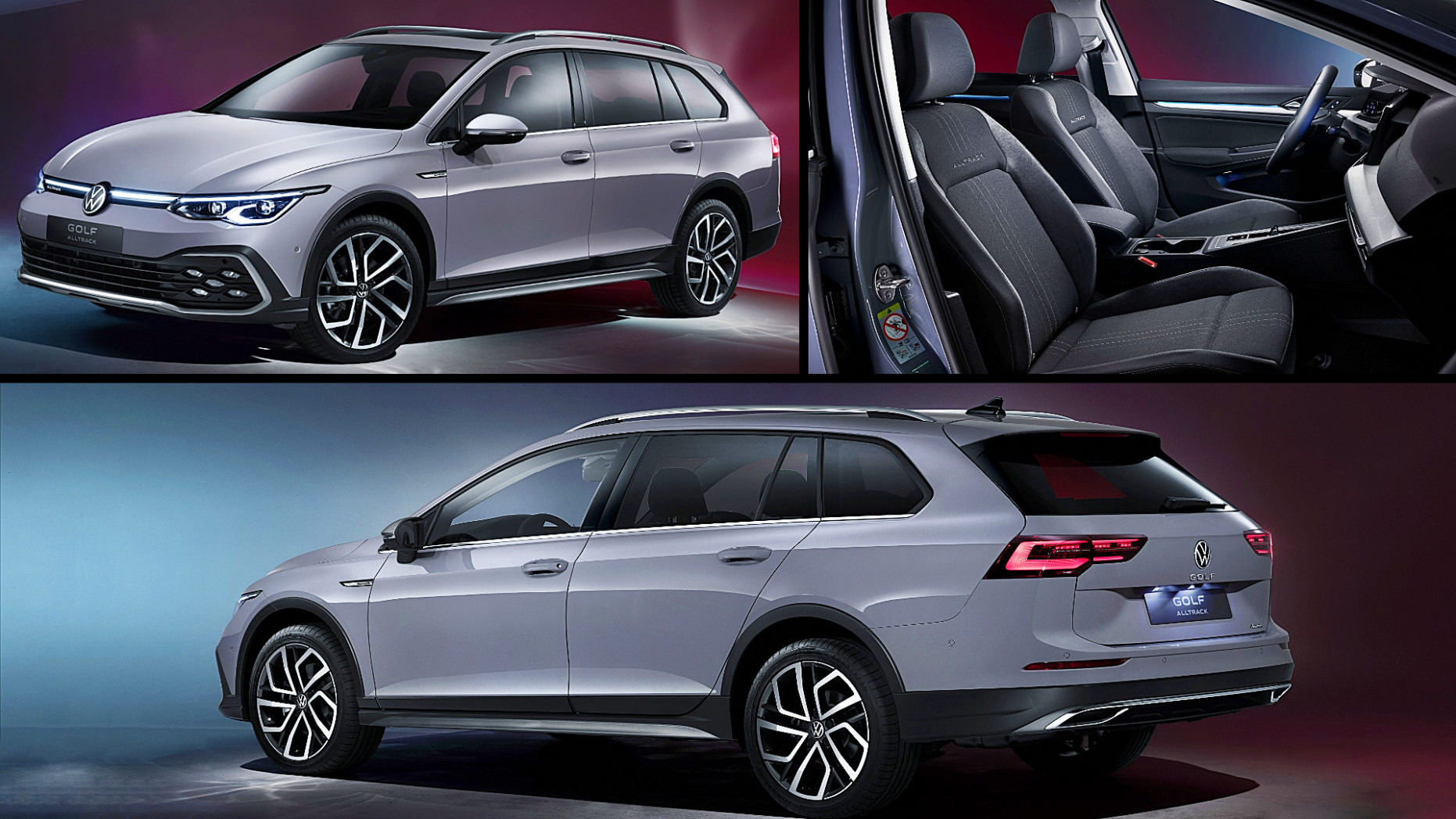 Exterior and Interior Volkswagen Golf Alltrack 2022