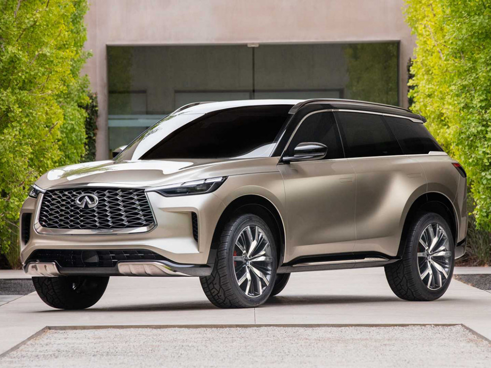 New Model and Performance When Does The 2022 Infiniti Qx60 Come Out