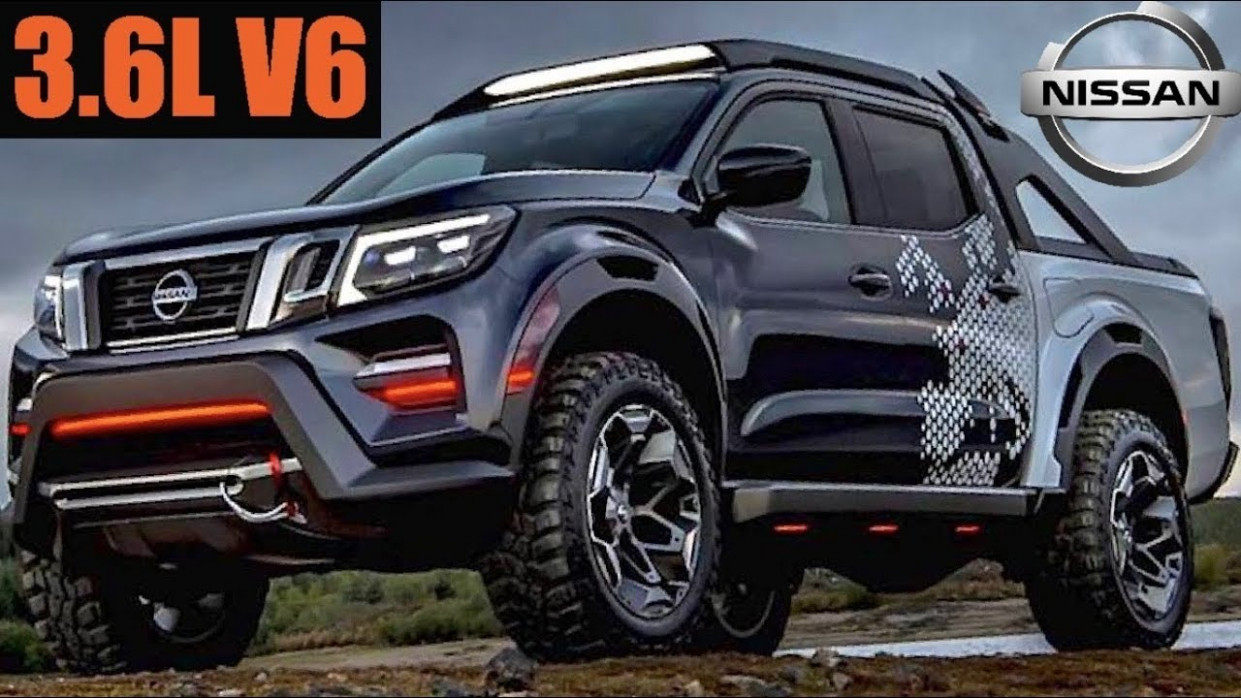 Pictures When Will The 2022 Nissan Frontier Be Available