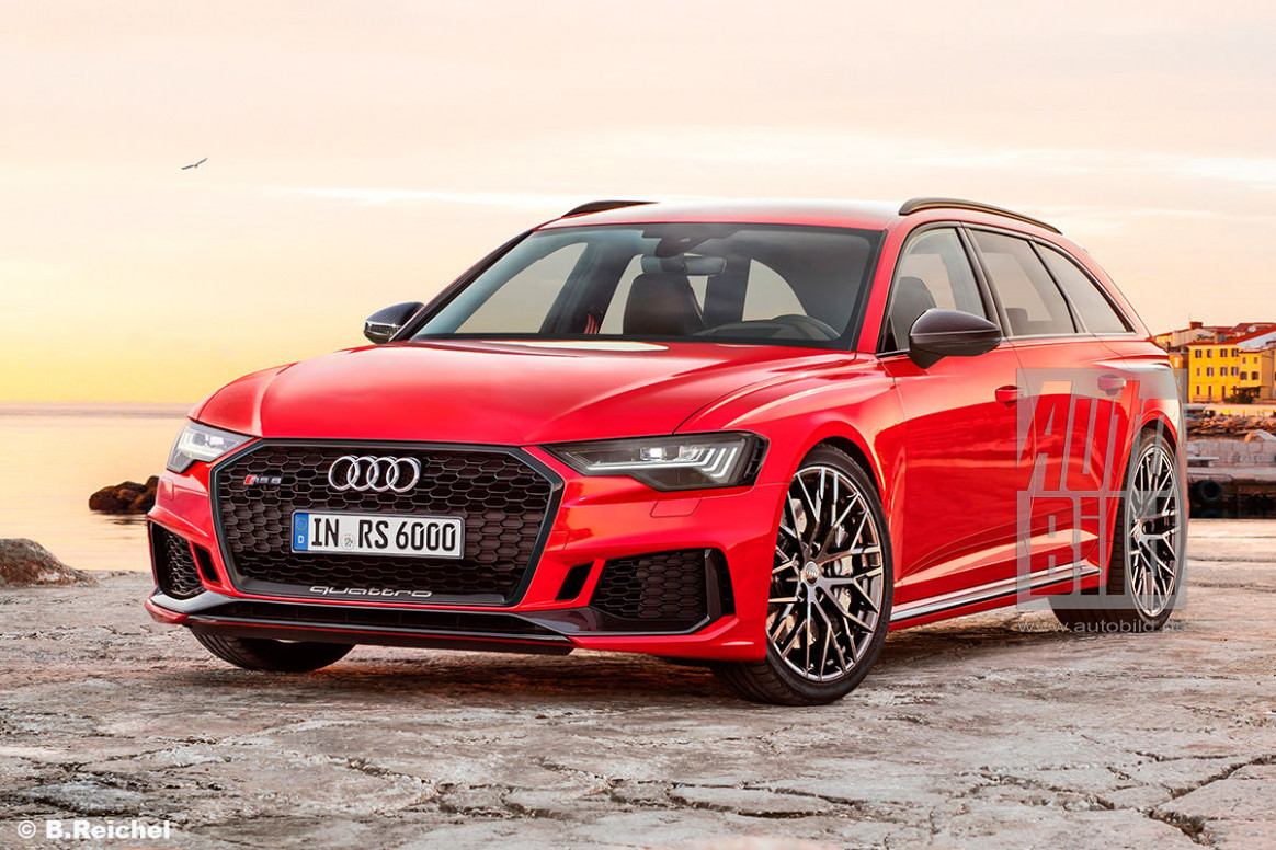 Review and Release date 2022 Audi A6
