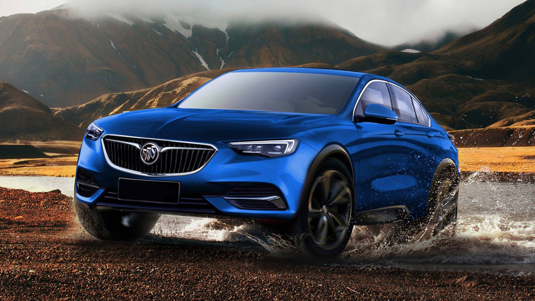 Concept and Review 2022 Buick Enspire