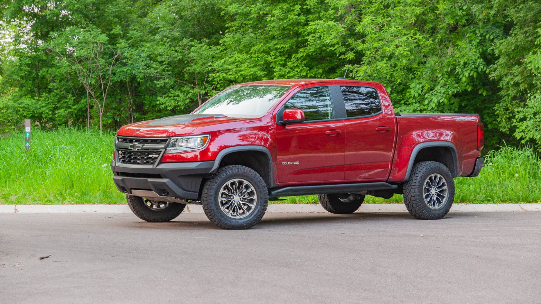 Prices 2022 Chevrolet Colorado Z72