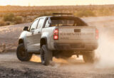 Spesification 2022 Chevrolet Colorado Z72